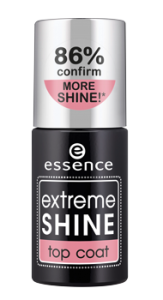 ESSENCE EXTREME SHINE TOP COAT 01