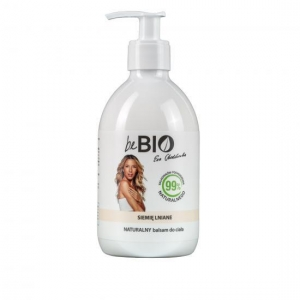 BE BIO COSMETIQS BY EWA CHODAKOWSKA LOTION LINSEED 400ml
