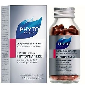 PHYTO PHYTOPHANERE HAIR&NAILS DIETARY SUPPLEMENT