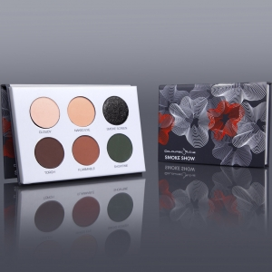 COLOURED RAINE SMOKE SHOW EYESHADOW PALETTE-LIMITED EDITION