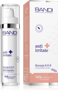 BANDI ANTI IRRITATE SOS INTENSIVE SOOTHING TREATMENT CREAM 50ml