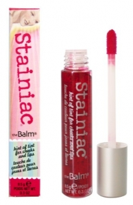 theBALM STAINIAC LIP AND CHIC STAIN BLUSHING QUEEN