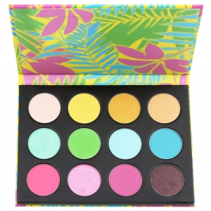 COASTAL SCENTS SUMMER BREEZE EYESHADOW PALETTE