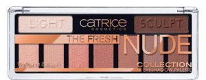 CATRICE EYESHADOW THE FRESH NUDE COLLECTION PALETTE