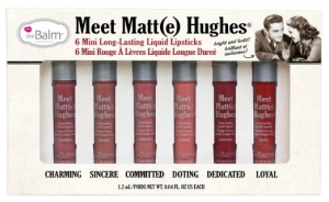 theBALM MEET MATTE HUGHES SET MINI LIPSTICK