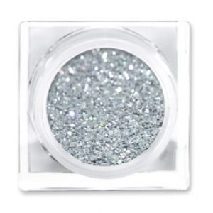 LIT COSMETICS COLOURS EYESHADOW GLITTER JAR TINSEL TOWN #2