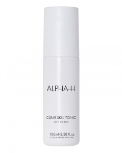 APLHA-H CLEAR SKIN TONIC 100ml