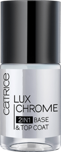 CATRICE LUX CHROME 2IN1 BASE & TOP COAT