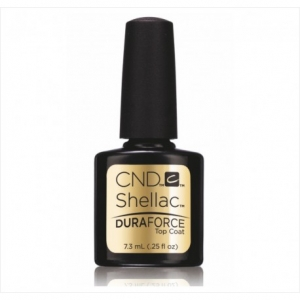 CND SHELLAC UV TOP COAT DURAFORCE 7,3ml.