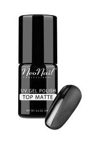NEONAIL UV GEL POLISH TOP MATTE (SOAK OFF)