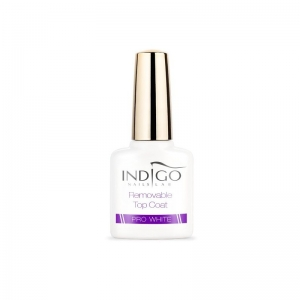 INDIGO REMOVABLE TOP PRO WHITE 5ml