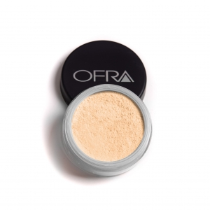 OFRA TRANSLUCENT HIGHLIGHTING LUXURY POWDER BANANA