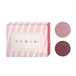 COLOURPOP TWO TANGO PRESSED POWDER SHADOW DUO