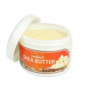 COASTAL SCENTS UNRAFINED SHEA BUTTER 10oz