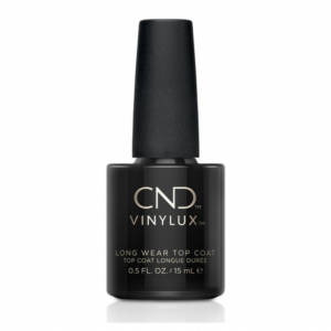 CND VINYLUX NAIL POLISH LONG WEAR TOP COAT 15ml