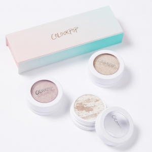 COLOURPOP WAFFLE HIGHLIGHTER TRIO FAIR