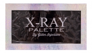 GLITTER INJECTIONS MAGNETIC X-RAY PALETTE XXL