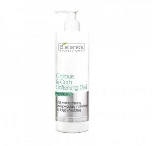 BIELENDA SOFTENING GEL FOR HARDENED SKIN, CORNS AND CALLOUSES 500ML