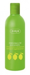 ZIAJA REFRESHING SHOWER GEL WITH LIME AND CITRUS EXCELLENT COCKTAIL 270ml